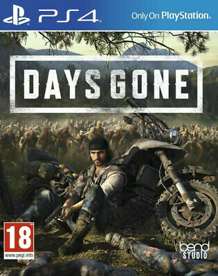 Days Gone Ps4 Gioco Nuovo Sigillato Italiano Sony Playstation 4 Dvd Cd
