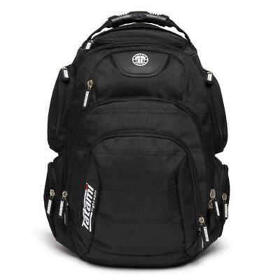Tatami Rogue Back Pack Black BJJ No-Gi Brazilian Jiu Jitsu MMA Gym Gear Day Bag