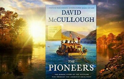The Pioneers: The Heroic Story of the Settlers Who Brought.  P-d-f-* electronic