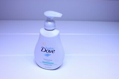 Baby Dove Tip to Toe Wash, Sensitive Moisture 13 oz Fragrance Free pH Neutral