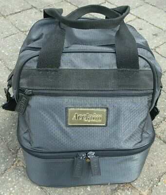 Acclaim Two Tier Bowls Bag with Matching Carrier