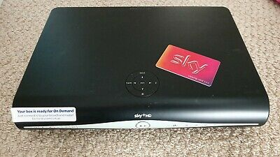 SKY+ Plus HD Box DRX890WL-C With Viewing Card
