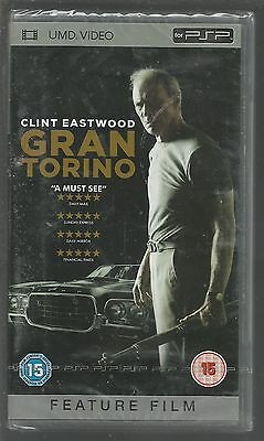 GRAN TORINO - sealed/new - UK PSP UMD VIDEO - Clint Eastwood