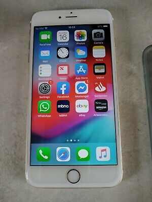 Apple iPhone 6s Plus - 16GB - Gold (Unlocked) A1687 Boxed