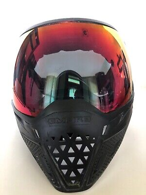 Empire Evs Mask Goggles Two Lenses