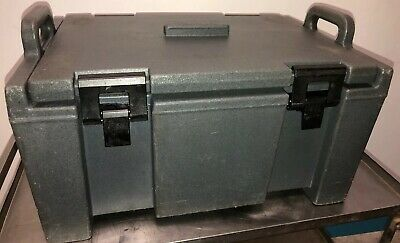 Cambro UPC100 Top-Load Food Pan Carrier - Ultra Camcarrier 100 Series NSF Stamp