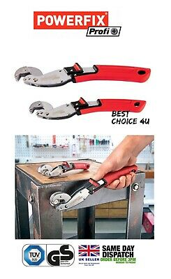 Size 10-24mm for Hard /& Reach Area. POWERFIX Multi-Purpose Ratchet  Spanners