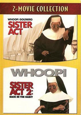 Sister Act / Sister Act 2: Back In The Habit (2-Disc Set) (DVD, 2007)
