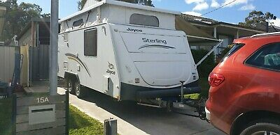 2012 Jayco Sterling PopTop 17.55-3 Air Roof Lifter ESC & More