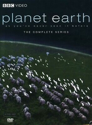 Planet Earth: The Complete BBC Series 5 Disc Set