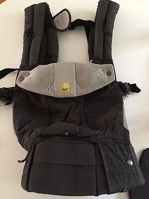 LILLEbaby COMPLETE All Season Breathable Mesh SIX-Positions Infant-48 Month