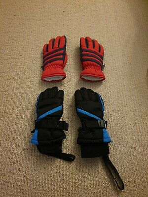 Thinsulate Snow Gloves Kids Size 3 / 4