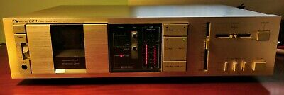 Nakamichi BX-1 2-Head Cassette Deck. Excellent condition.