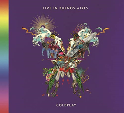 Coldplay-Live In Buenos Aires-Japan 2 Cd G09