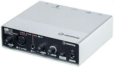 Steinberg UR12 USB Audio Interface FreeShipping Japan New