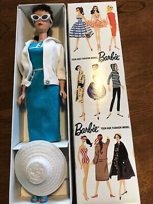 Vintage #4 Barbie In Comvention Red White And Beautiful