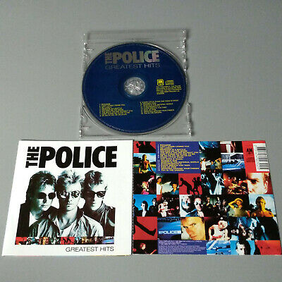 The Police - Greatest Hits 1992 AUSTRALIA CD Alternative Rock VG #1475*