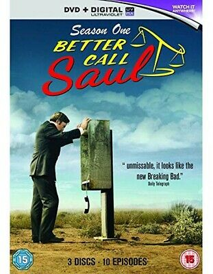 Better Call Saul Season 1 - brand new and sealed R2 DVD