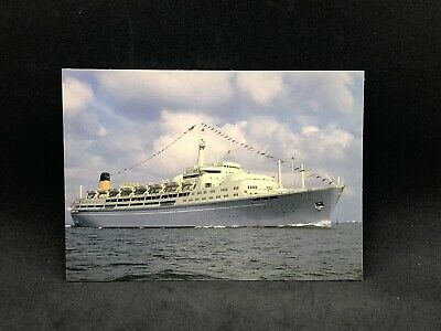 Northern Star - Vickers Armstrong Shipbuilders - Cruise Ship Postcard