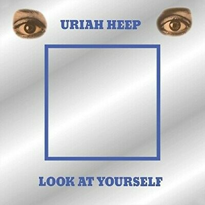 Uriah Heep Look at Yourself Deluxe Edition Remastered 2 CD DIGIPAK NEW