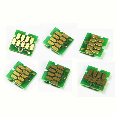 High Quality One Time Chips For Epson SureColor F2000 Printer 6 color/set