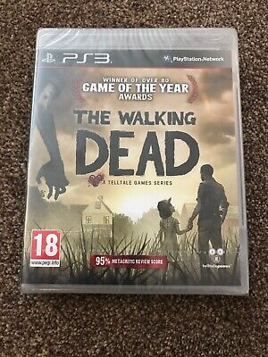 The Walking Dead A Telltale Games Series | PS3 | GOTY Edition | New & Sealed