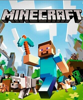 ⭐MINECRAFT PC Game Java & Windows 10 Edition & Unmigrated Account +