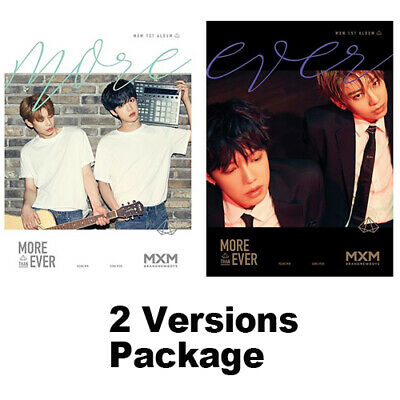 More Than Ever by MXM BRANDNEW BOYS [Ver. More + Ever - 2 items]