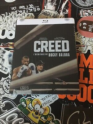Creed - Rocky´s Legacy [Blu-Ray] limited Steelbook Stallone