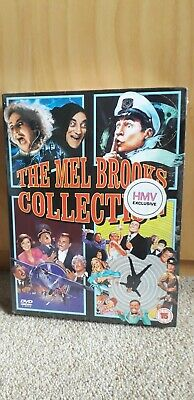 The Mel Brooks Collection - DVD Brand new and sealed