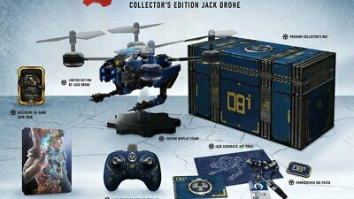 Xbox One Gears Of War 5 Collectors Edition And Jack Drone Bundle!