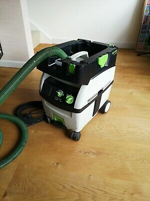 Festool Ctl Midi Cleantec Mobile Dust Extractor 240V 575265