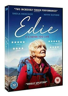 Edie with Sheila Hancock (DVD, 2017) *NEW/SEALED* 5027035019703, FREE P&P