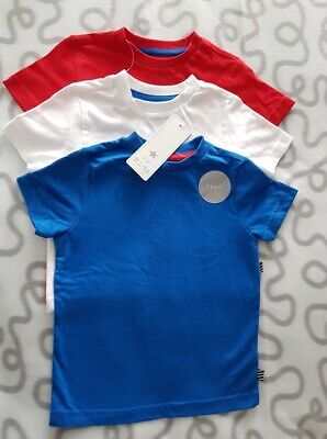 Brand New Pack of 3 T-Shirts Age 12-18 months