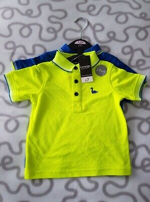 Brand New Set of 2 Boys Polo T-Shirts Size 12-18 Months