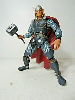 Marvel legends BAF Terrax series Thor 6 inch Action Figure with Hammer