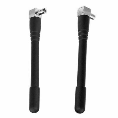 2PCS 4G LTE Antenna Booster TS9 Connector 3dBi For HUAWEI E8372