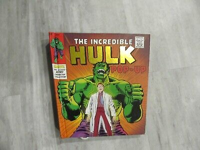 Marvel The Incredible Hulk Pop-Up