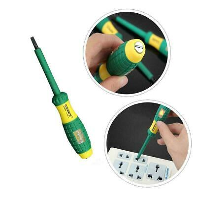 Various Screwdriver Electrical Tester Pen With Power Voltage Test Detector Probe