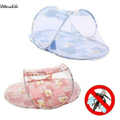 Foldable Infant Baby Mosquito Net Tent Travel Instant Crib U8HE 01