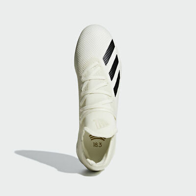 3a43386cb adidas DB2474 X Tango 18.3 Turf Off White/Black/White Mens Football/Soccer