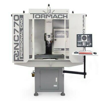 CNC MILLING MACHINE, TORMACH PERSONAL CNC 1100 Series III - With