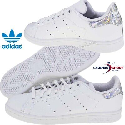 ADIDAS ORIGINALS BASKETS Stan Smith W CG6014 Blanc EUR 76
