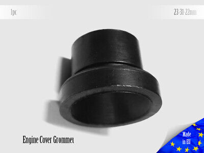 New Genuine Fiat Engine Cover Mounting Grommet Bushing Retainer 24453627 5850765