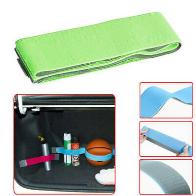 Trunk Stowing Tidying Device Autocollant Ends Fixing Bandage Effect Adjustable