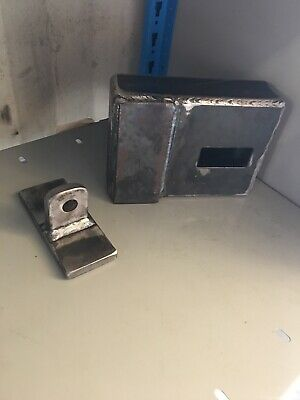 Shipping Container Weldon Lock Box Right Hand Opening Door Security Best On Ebay
