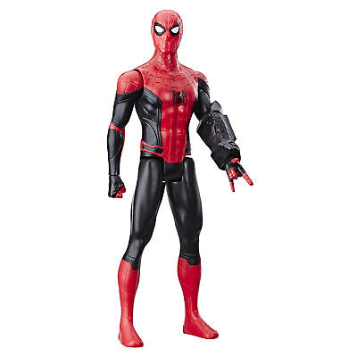 "Marvel Spider-Man: Far From Home Titan Hero Series Spider-Man 12"" Action Figure"