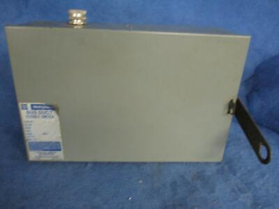 Westinghouse BUS DUCT (Short) Fusible Switch ITAP-321 30 A 1 Year Warranty