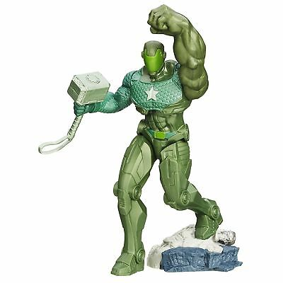 Marvel Avengers Playmation Super Adaptoid action figure * New