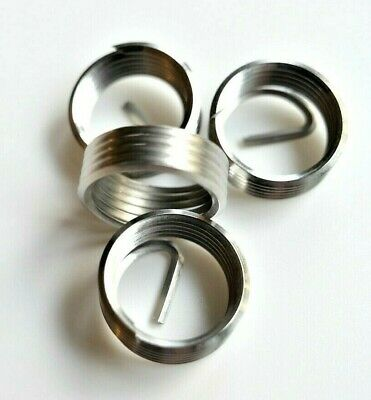 """Genuine Helicoil SS Free Running Inserts 3/4-16 x 3/8"""" Long .375L Fine TD 4 ea."""